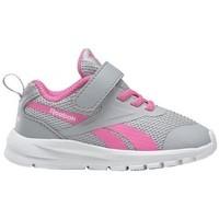 Chaussures Fille Running / trail Reebok Sport Rush Runner Gris, Rose