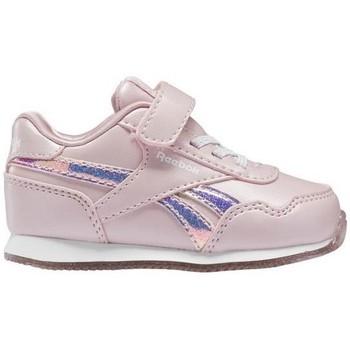 Chaussures Fille Baskets basses Reebok Sport Royal CL Jogger Rose