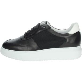 Chaussures Homme Baskets montantes Exton 956 Noir