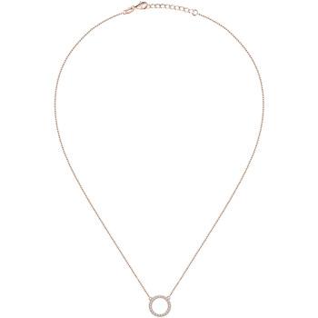 Montres & Bijoux Colliers / Sautoirs Arbelo Collier  en Argent 925/1000 Rose et Oxyde Rose