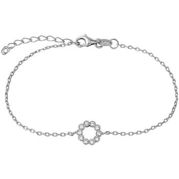Montres & Bijoux Bracelets Arbelo Bracelet  en Argent 925/1000 et Oxyde Blanc