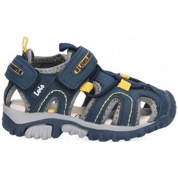 Chaussures Garçon Running / trail Lois 55052 bleu