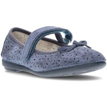 Chaussures Fille Ballerines / babies Vulladi BALLERINE  SERRAJE 6400 PÉTROLE