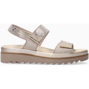 Chaussures Femme Sandales et Nu-pieds Mephisto Sandale cuir DOMINICA Beige