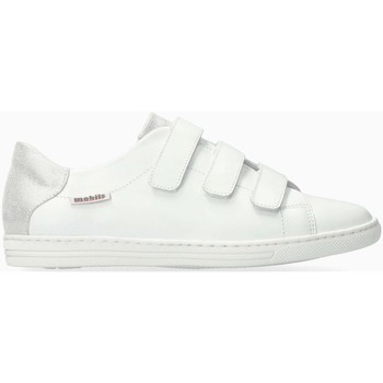 Chaussures Femme Baskets basses Mephisto Baskets cuir HELOISE Blanc
