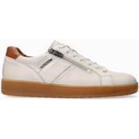 Chaussures Homme Baskets basses Mephisto Baskets HENRIK blanc Blanc