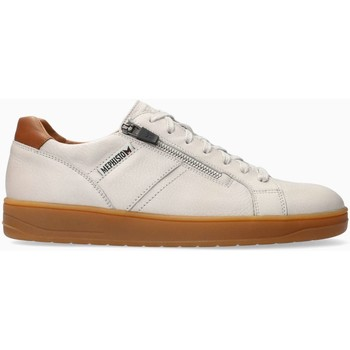 Chaussures Homme Baskets basses Mephisto Baskets cuir HENRIK Blanc