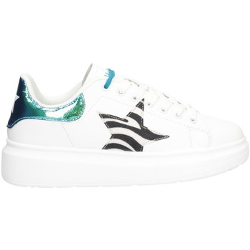 Chaussures Femme Baskets basses Shop Art SA050107 BLANC