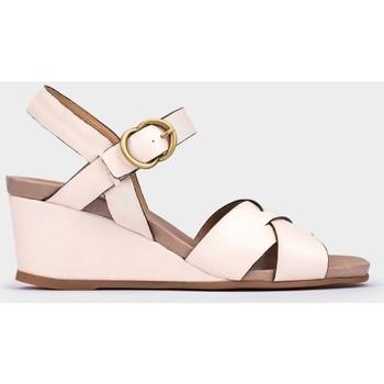 Chaussures Femme Sandales et Nu-pieds Pedro Miralles Nastola blanc