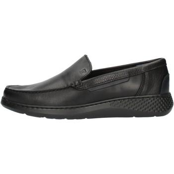 Chaussures Homme Mocassins Notton 148 Noir