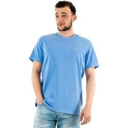Vêtements Homme T-shirts manches courtes Barbour mml0860 bl32 sky bleu
