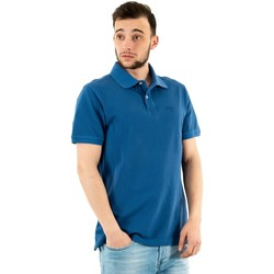 Vêtements Homme Polos manches courtes Barbour mml1127 bl97 marine blue bleu