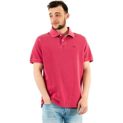 Vêtements Homme Polos manches courtes Barbour mml1127 pi72 fuscia rouge