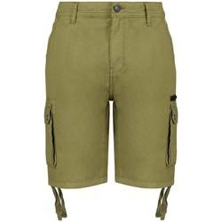 Vêtements Garçon Shorts / Bermudas Deeluxe Short FOSTER Olive