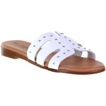 Chaussures Femme Mules Eva Frutos 9177 Blanc