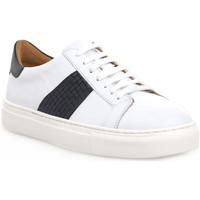 Chaussures Homme Baskets basses Soldini COLORADO BIANCO BLU Bianco