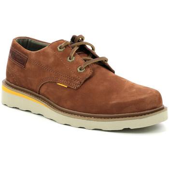 Chaussures Homme Derbies Caterpillar Jackson Low MARRON