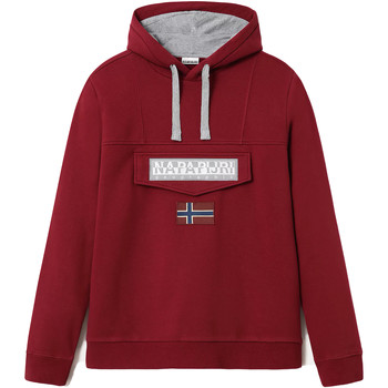 Vêtements Homme Sweats Napapijri Berber Rouge