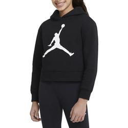 Vêtements Fille Sweats Nike Jumpman Core Noir