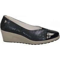 Chaussures Femme Ballerines / babies Enval D GI 72701 blu