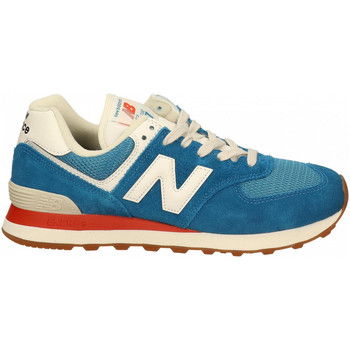 Chaussures Homme Baskets basses New Balance NB LIFESTYLE blue