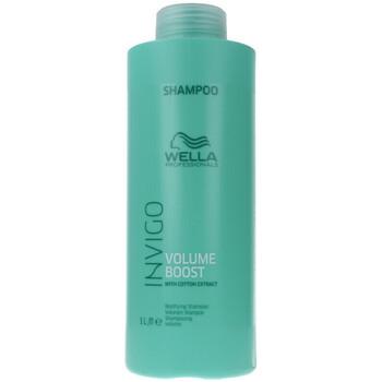 Beauté Shampooings Wella Invigo Volume Boost Shampoo  1000 ml