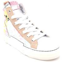 Chaussures Femme Baskets montantes Semerdjian e252e1 Beige