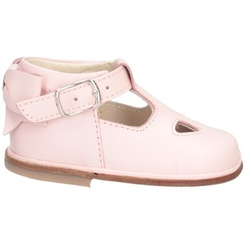 Chaussures Fille Ballerines / babies Gioiecologiche 5515 Rose