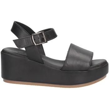 Chaussures Femme Sandales et Nu-pieds Hersuade 1501 Sandales Femme Noir Noir