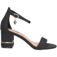 Chaussures Femme Sandales et Nu-pieds Exé Shoes Exe' PENNY-299 Sandales Femme NOIR NOIR