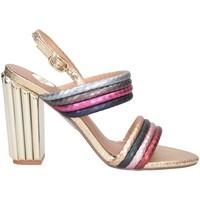Chaussures Femme Sandales et Nu-pieds Exé Shoes Exe' MONA-940 Sandales Femme MULTICOLORE MULTICOLORE