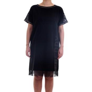 Vêtements Femme Robes courtes Freddy S1WSDD1 Robe femme noir noir