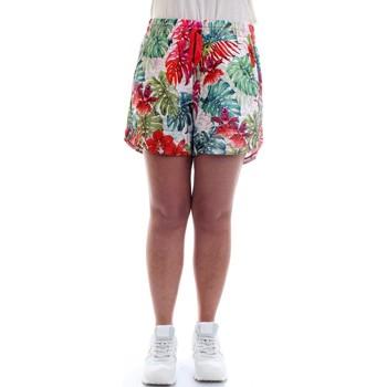 Vêtements Femme Shorts / Bermudas Freddy S1WSLP20C Pantalon femme blanc blanc