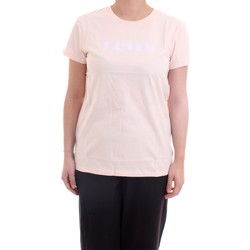 Vêtements Femme T-shirts manches courtes Levi's 17369-1277 T-Shirt/Polo femme rose rose