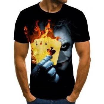 Vêtements Homme T-shirts manches courtes Airness Tee shirt cool Autres
