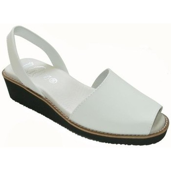 Chaussures Femme Sandales et Nu-pieds Avarca Cayetano Ortuño  Blanc