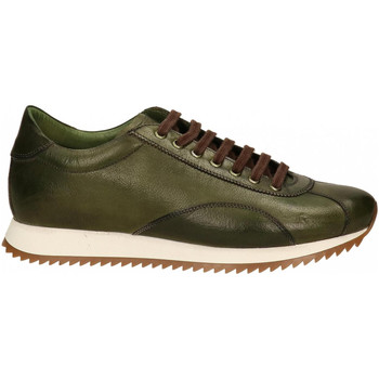 Chaussures Homme Baskets basses Brecos BUFALO verde