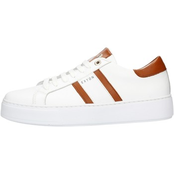 Chaussures Homme Baskets basses Exton 861 Cuir