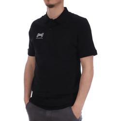 Vêtements Homme Polos manches courtes Hungaria H-16TOMYD000 Noir