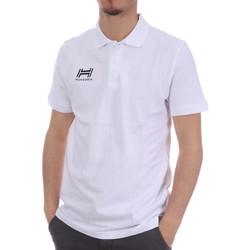 Vêtements Homme Polos manches courtes Hungaria H-16TOMYD000 Blanc