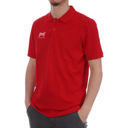Vêtements Homme Polos manches courtes Hungaria H-16TOMYD000 Rouge