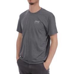 Vêtements Homme T-shirts manches courtes Hungaria H-15TPUXB000 Gris