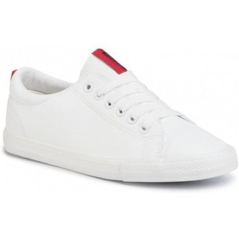 Chaussures Femme Baskets basses Big Star DD274685101 Blanc