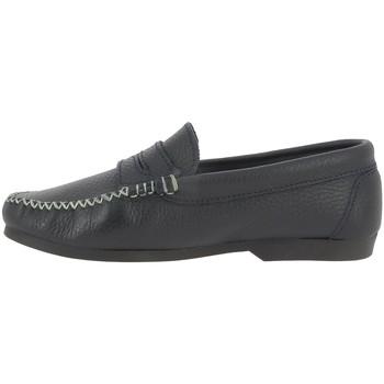 Chaussures Femme Mocassins Xavier Danaud 97128 Bleu