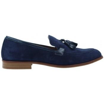 Chaussures Femme Derbies & Richelieu Luis Gonzalo Zapatos Mocasines para Mujer de  5133M Bleu