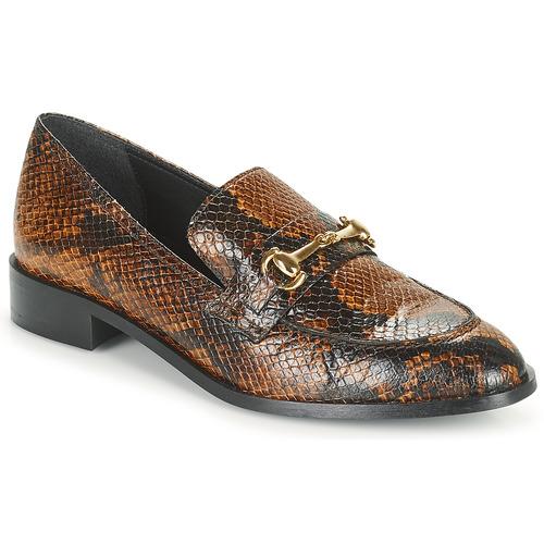 Chaussures Femme Ballerines / babies JB Martin AMICALE Marron