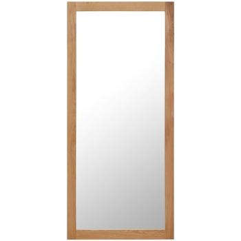 Maison & Déco Miroirs Vidaxl 50 x 140 cm Brun