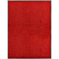 Maison & Déco Tapis Vidaxl Paillasson 90 x 120 cm Rouge
