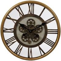 Maison & Déco Horloges Gifts Amsterdam Horloge murale Or