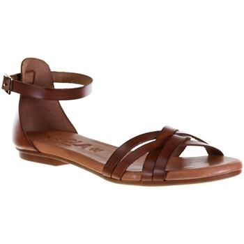 Chaussures Femme Sandales et Nu-pieds Kaola 580 Camel